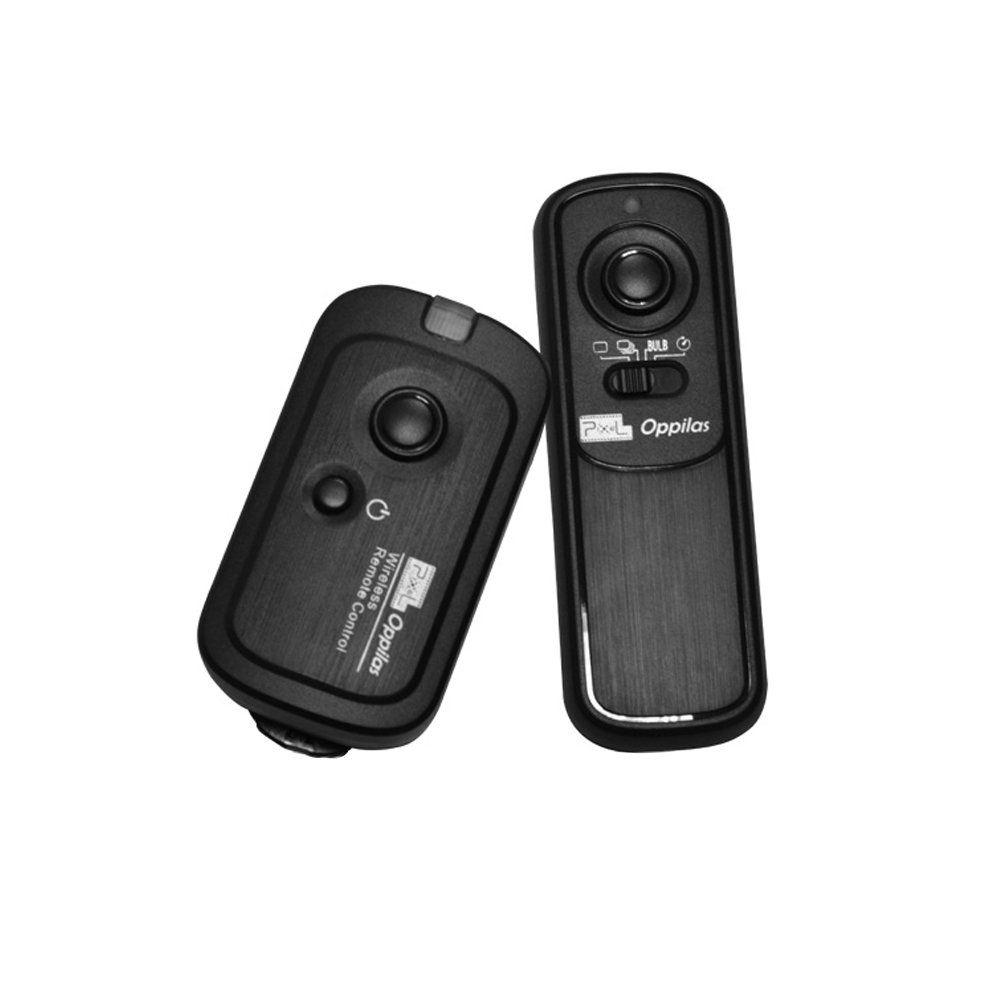 Pixel Pro Digital Camera 100m Wireless Shutter Remote Control Release For Canon Eos 1d 1ds Mark Ii Iii Digital Camera Remote Control Digital Camera Accessories
