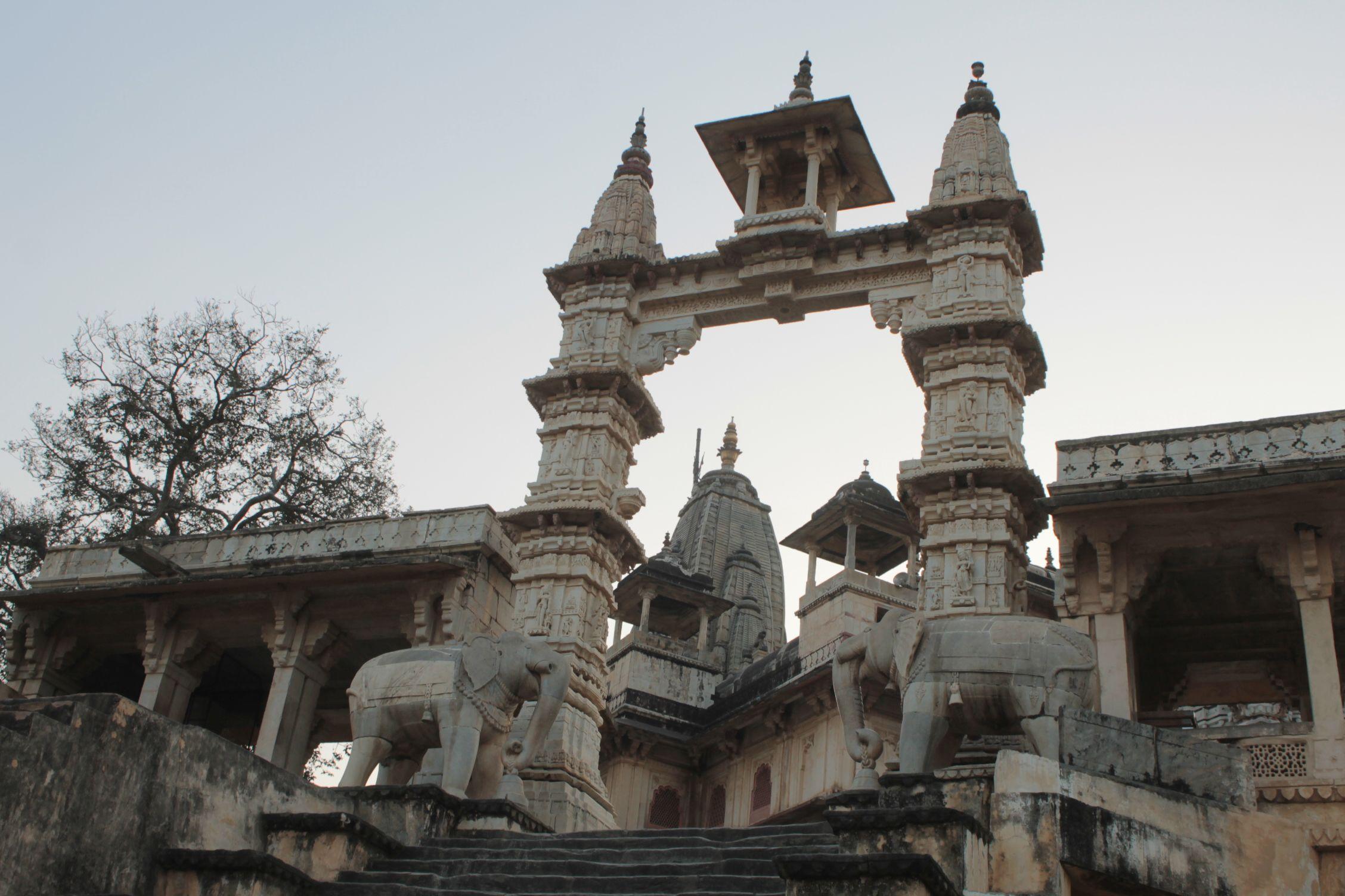 Templo a Shiva en Amer