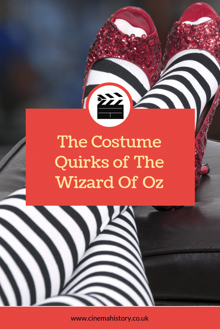 The Costume Quirks of The Wizard Of Oz Cinema History