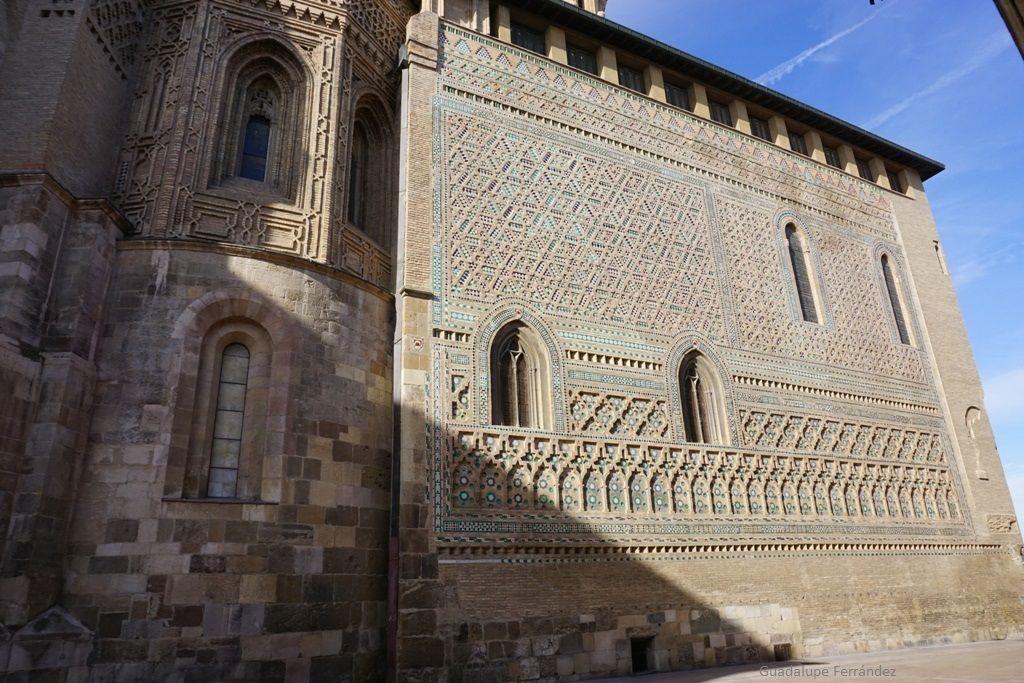 La Parroquieta De La Seo Zaragoza Una Maravilla Del Mudéjar Aragonés Zaragoza Mudejar Ciudad De Zaragoza