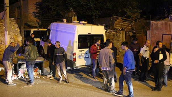 Ankara'da hurdacı çöpte bulduğu cismin patlamasıyla yaralandı - Milliyet