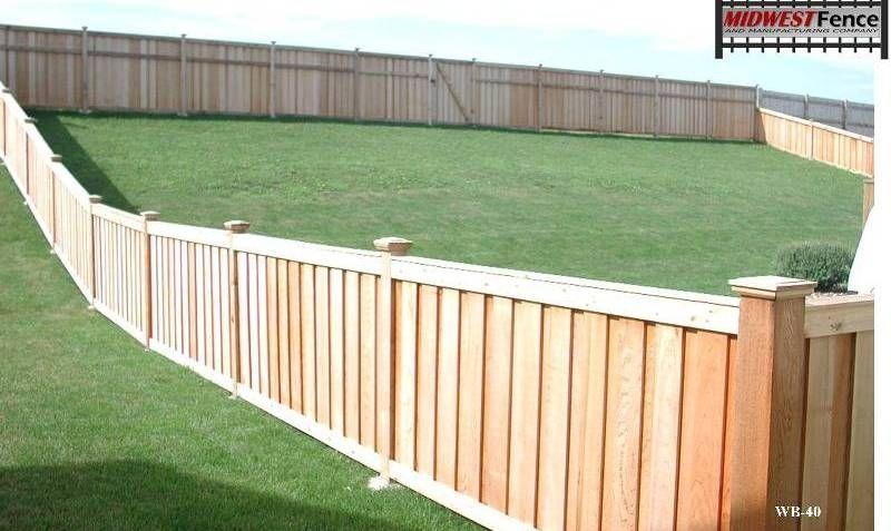 Board And Batten Fencing Backyard Pinterest Batten Privacy