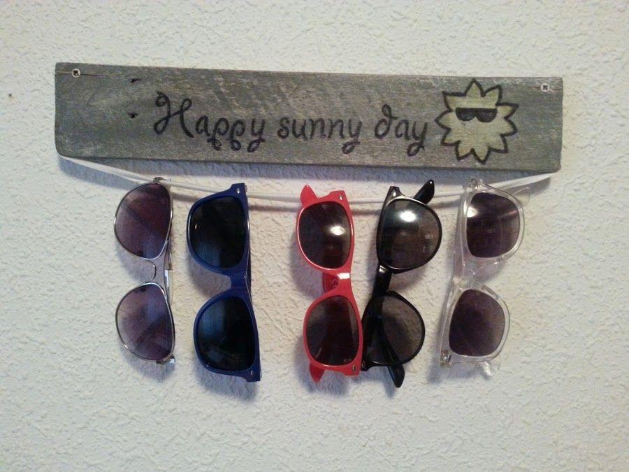 7132f836f4 Tienes muchas gafas de sol en casa? ¡Esta solución te encantará ...