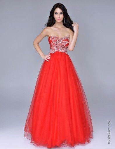Nina Canacci Collection 2014 – Glamorous Prom Dresses (Part 1)