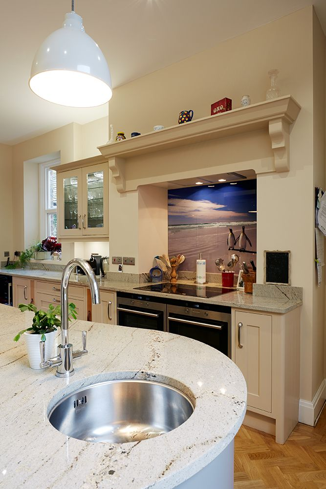 Traditional Yet Completely Practical Kitchen In A Beautiful Period Captivating Kitchen Design Sheffield Design Decoration