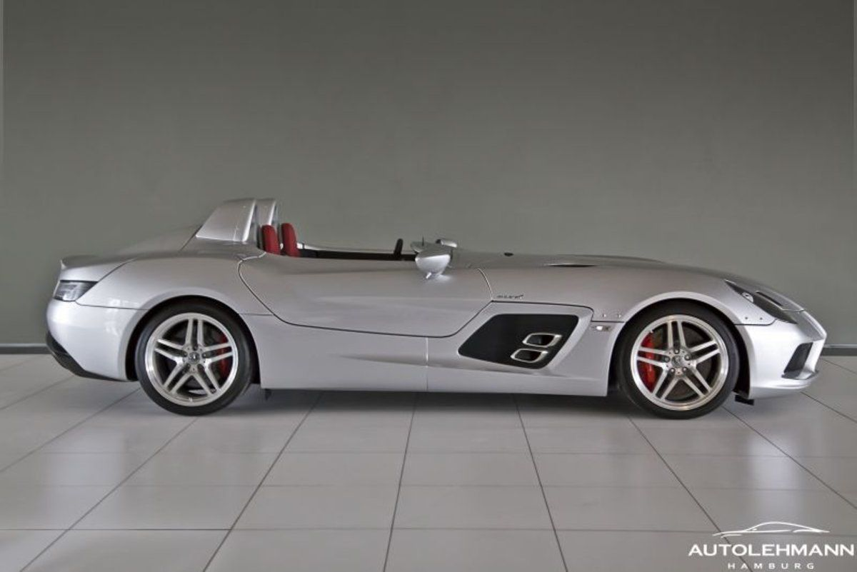 2009 mercedes-benz slr mclaren stirling moss for sale at auto