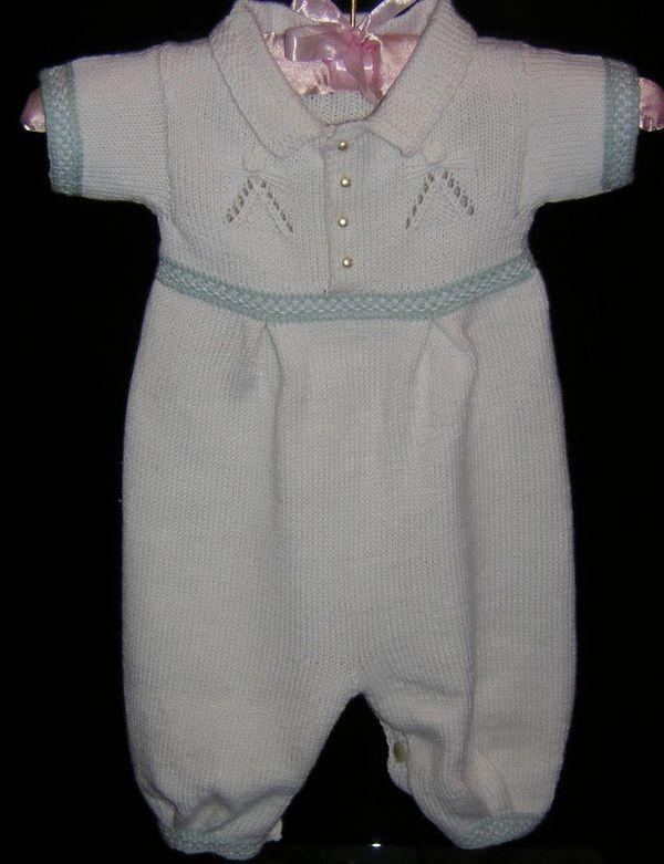 44f0c9a4f Free Baby Romper Pattern