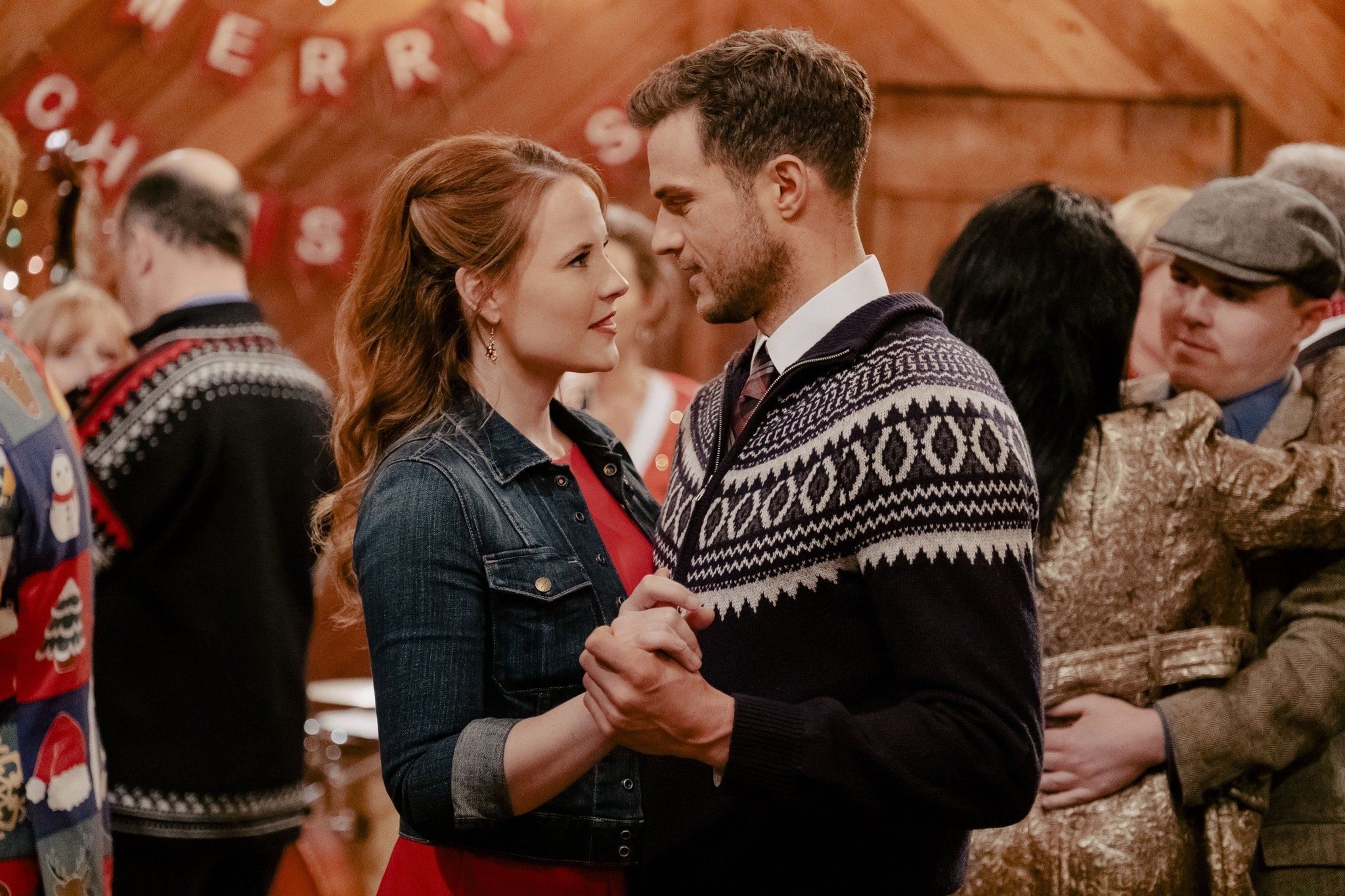 Lifetime Gets in the Holiday Spirit With 28 New Christmas