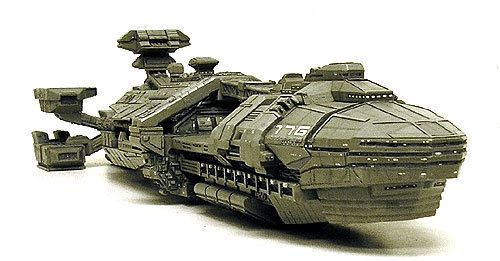 Details about Roger Young Starship Carrier Model Hobby Kit 18SHM02