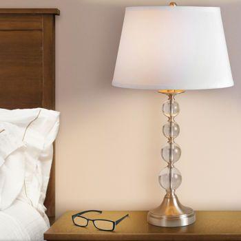 Costco venezia table lamp set 2 pack