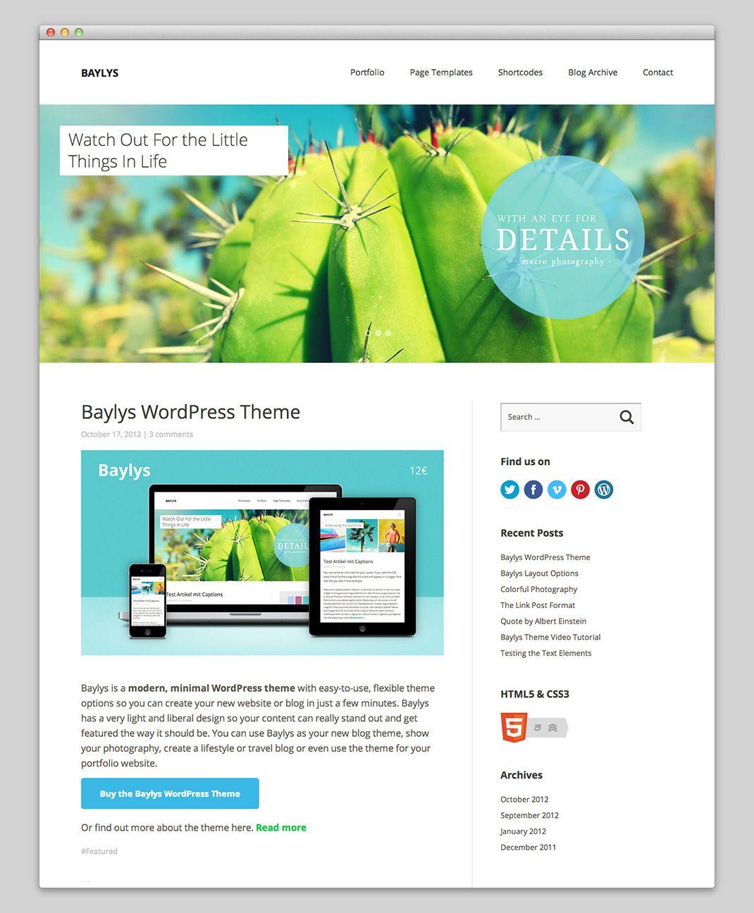 Norway - Responsive WordPress Lifestyle, Travel Blog & Magazine Theme