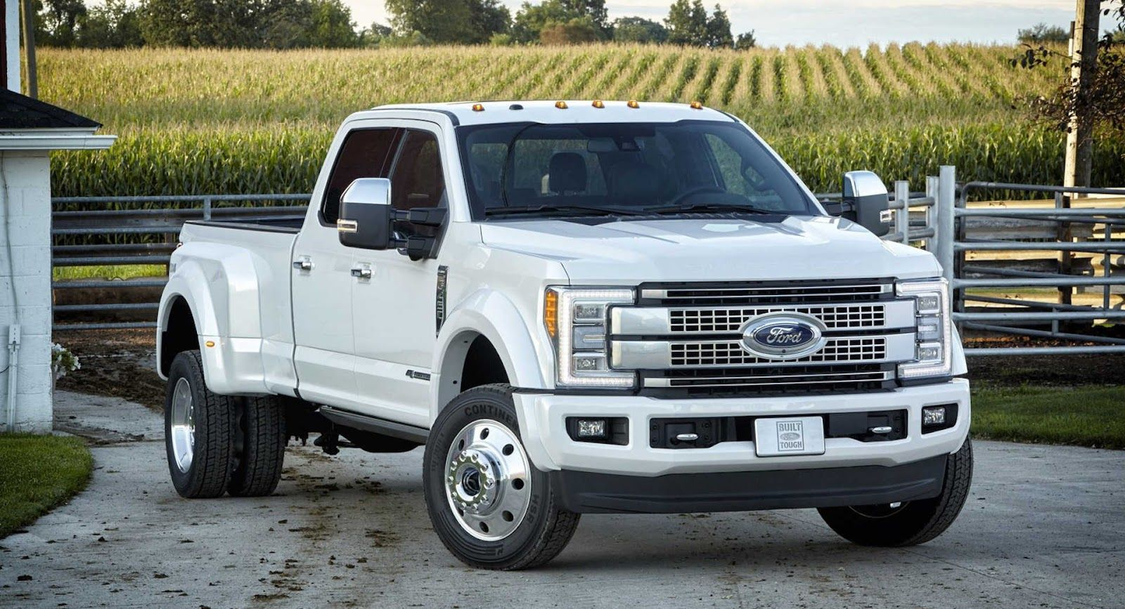 Ford Sued By Super Duty Owners Over Diesel Emissions Cheating