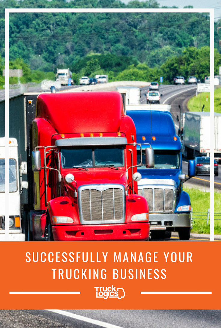 Simplify Your Trucking Business With Trucklogics We Have The Ultimate Web Based Management Available This Program Is Designed