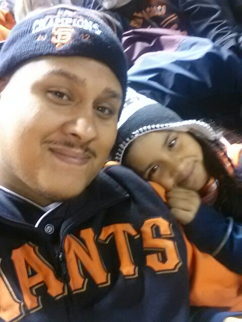 Sf giants with my love