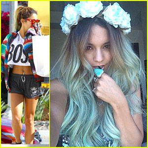 Vanessa Hudgens Tumblr 2015