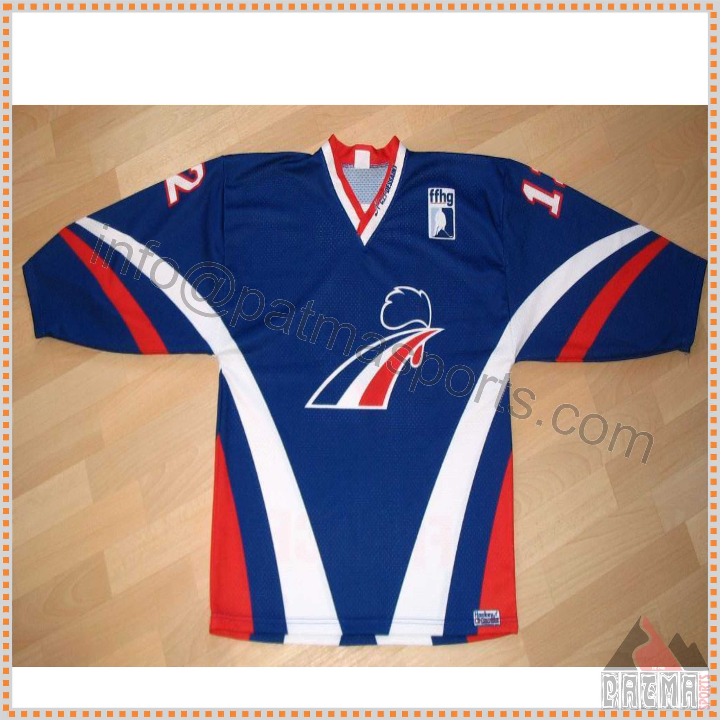 official nhl jersey manufacturer
