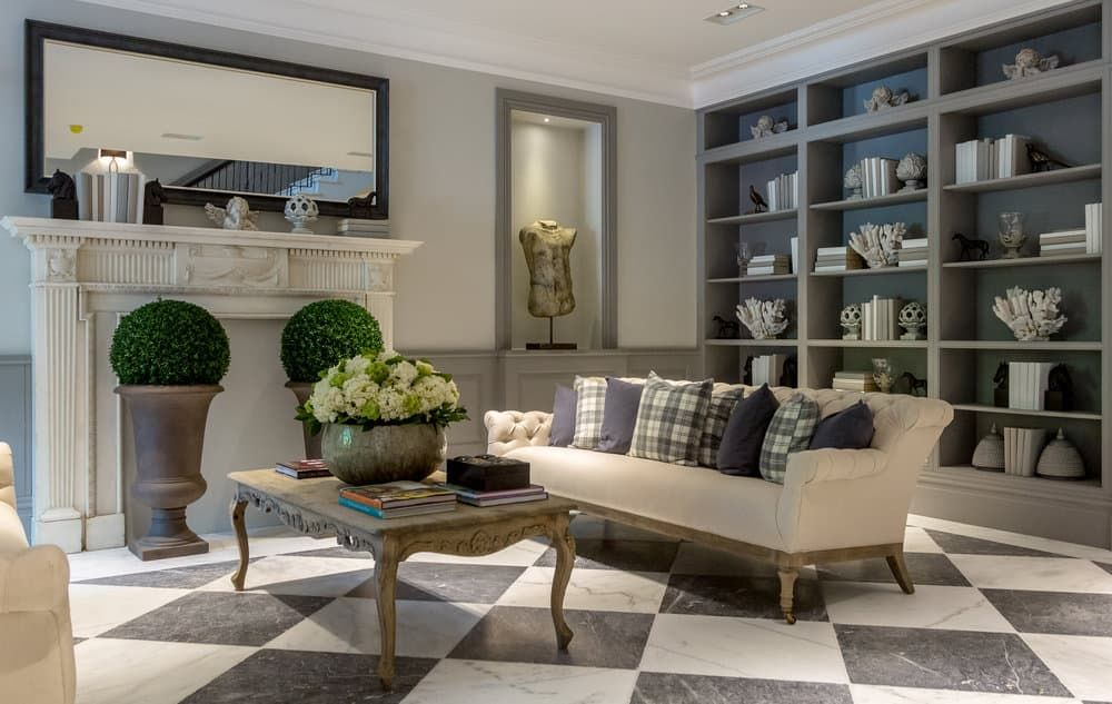 10 Examples of Interior Design A Luxuriously