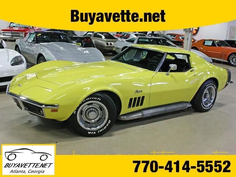 1969 Chevrolet Corvette for sale - Atlanta, GA | OldCarOnline.com ...
