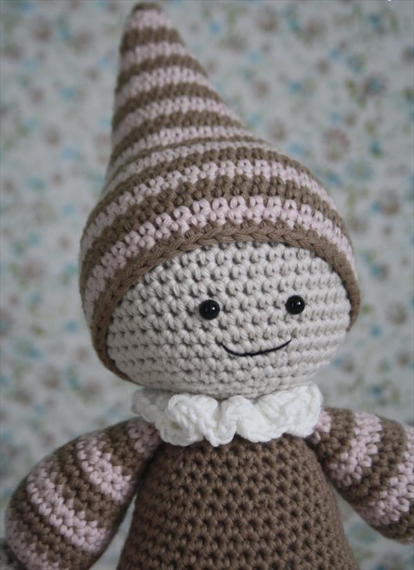 DIY Cuddly Baby Crochet Pattern   Patrones amigurumi, Patrones y ...