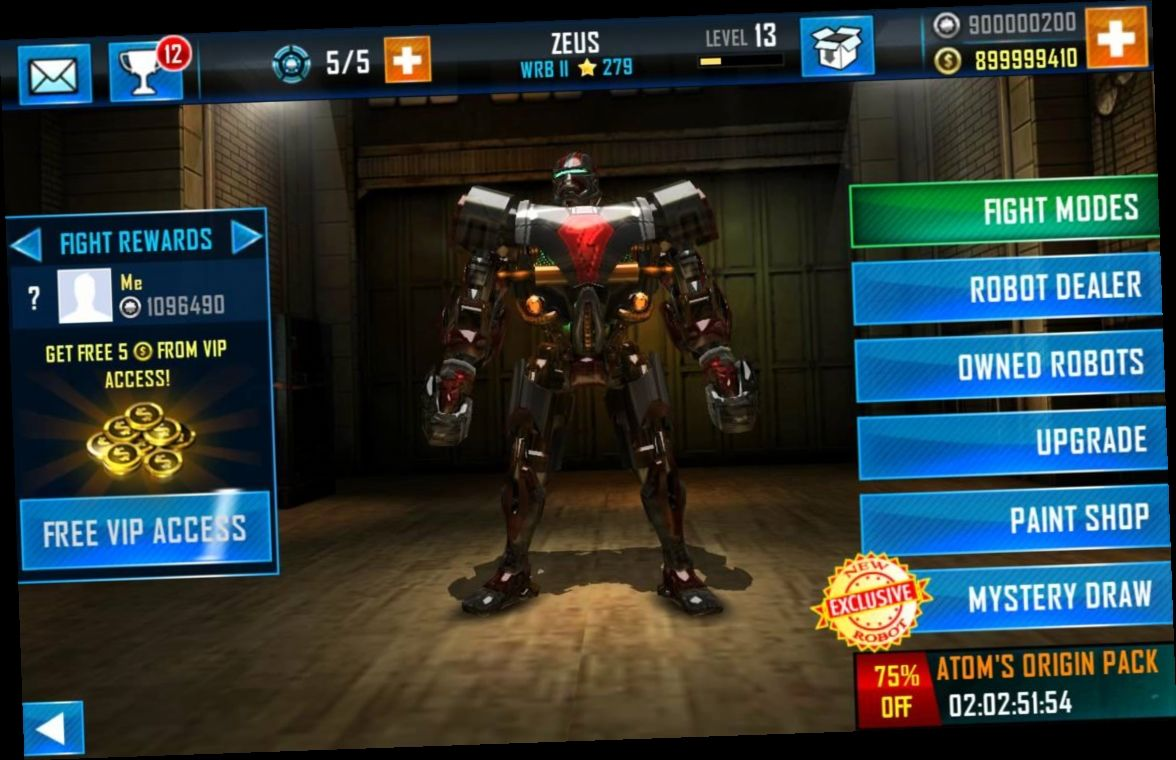 real steel robot hack в 2020 г Андроид, Игры