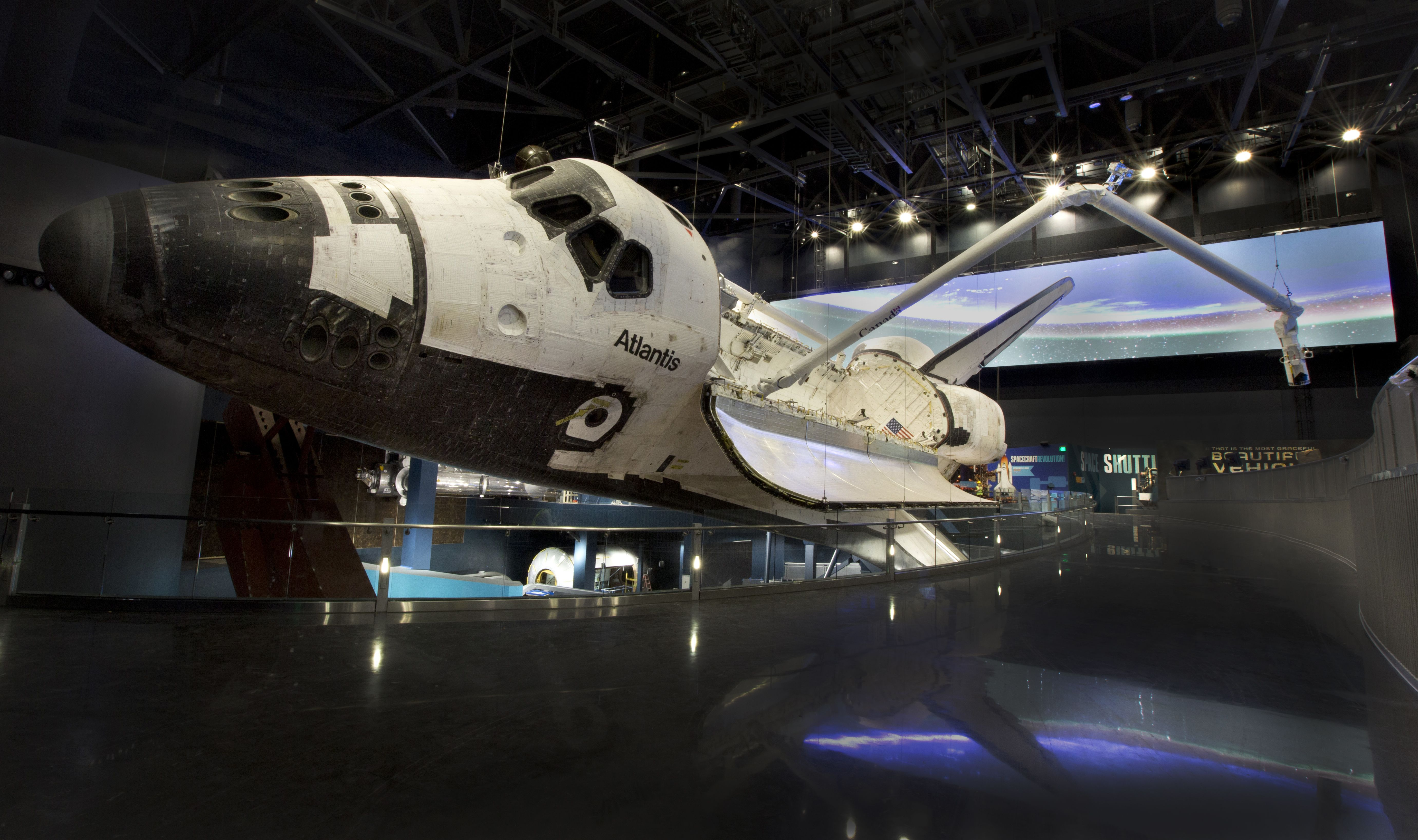 space shuttle imax - photo #34