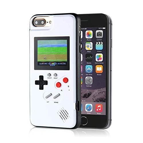 Coque iPhone Jennyshop Gameboy Console de Jeu avec 36 Petits Jeux ...