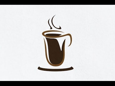 Adobe Illustrator Cc Tutorial Logo Design How To Make Coffee Cup