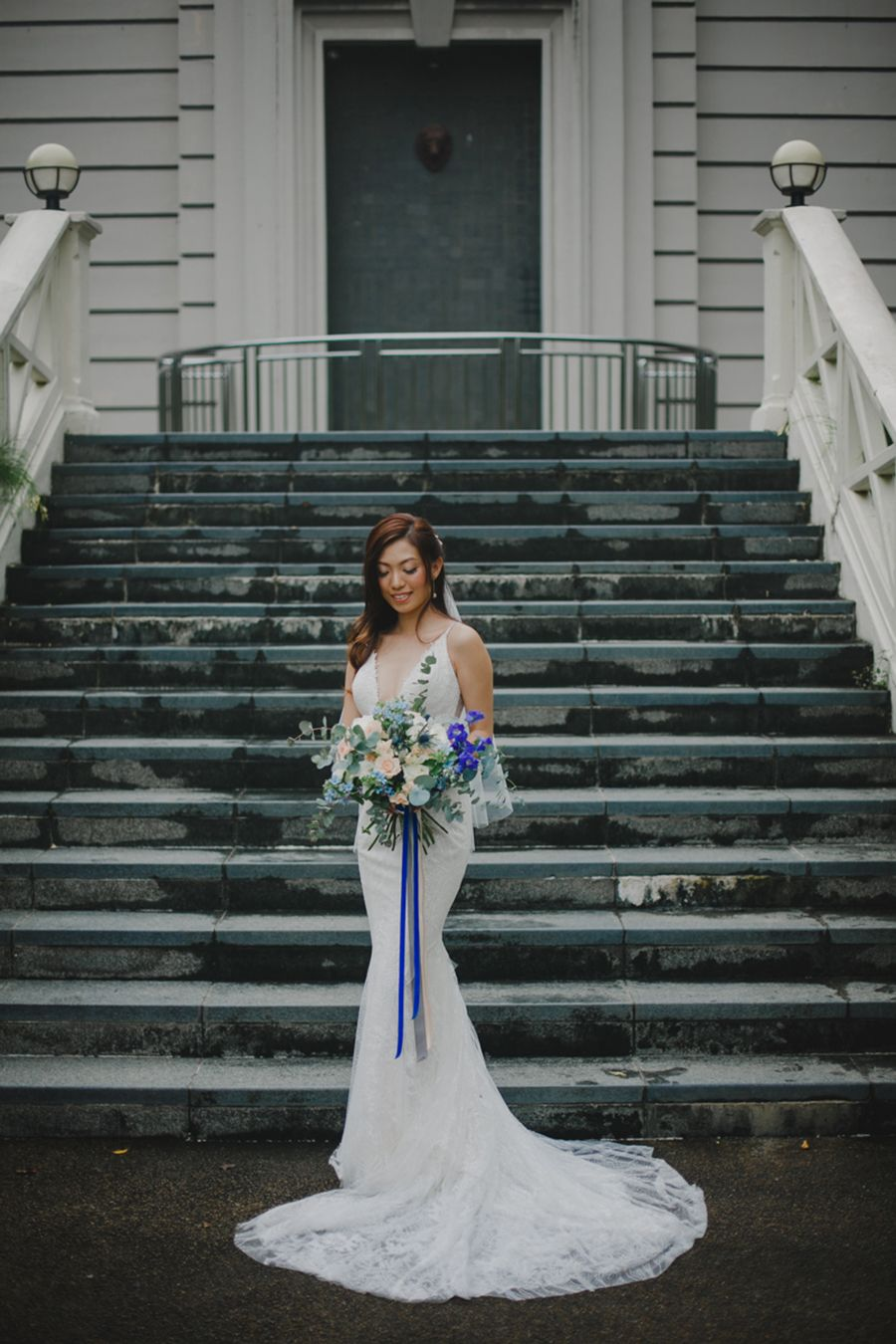 Partners For Life Amanda Wong And Zen S Solemnisation At Hotel Fort Canning [ 1350 x 900 Pixel ]