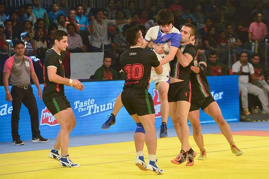 Poland Stun Iran In Kabaddi World Cup Kabaddi World Cup Cricket Sport Sport Fitness