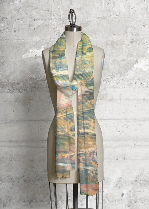 Modal Scarf - Out of the Mist by VIDA VIDA jHC8MWOw8