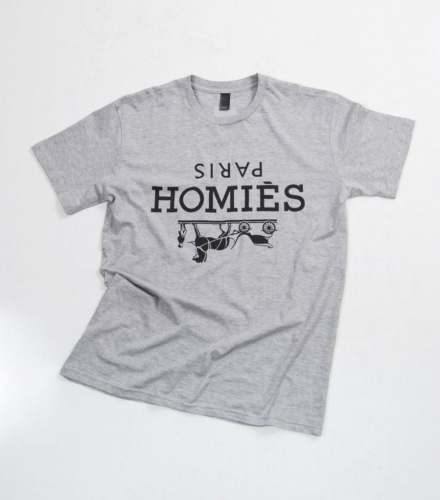 Paris Homies Tshirt