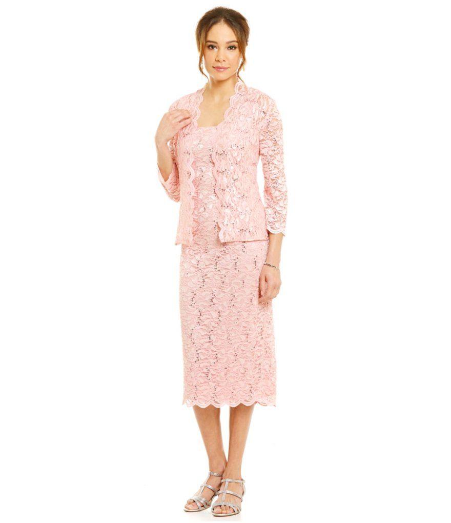 Vistoso Vestido De Fiesta En Dillards Galería - Colección de ...