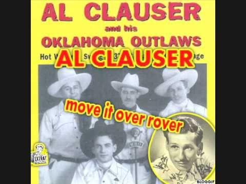 al clauser - move it over rover - YouTube