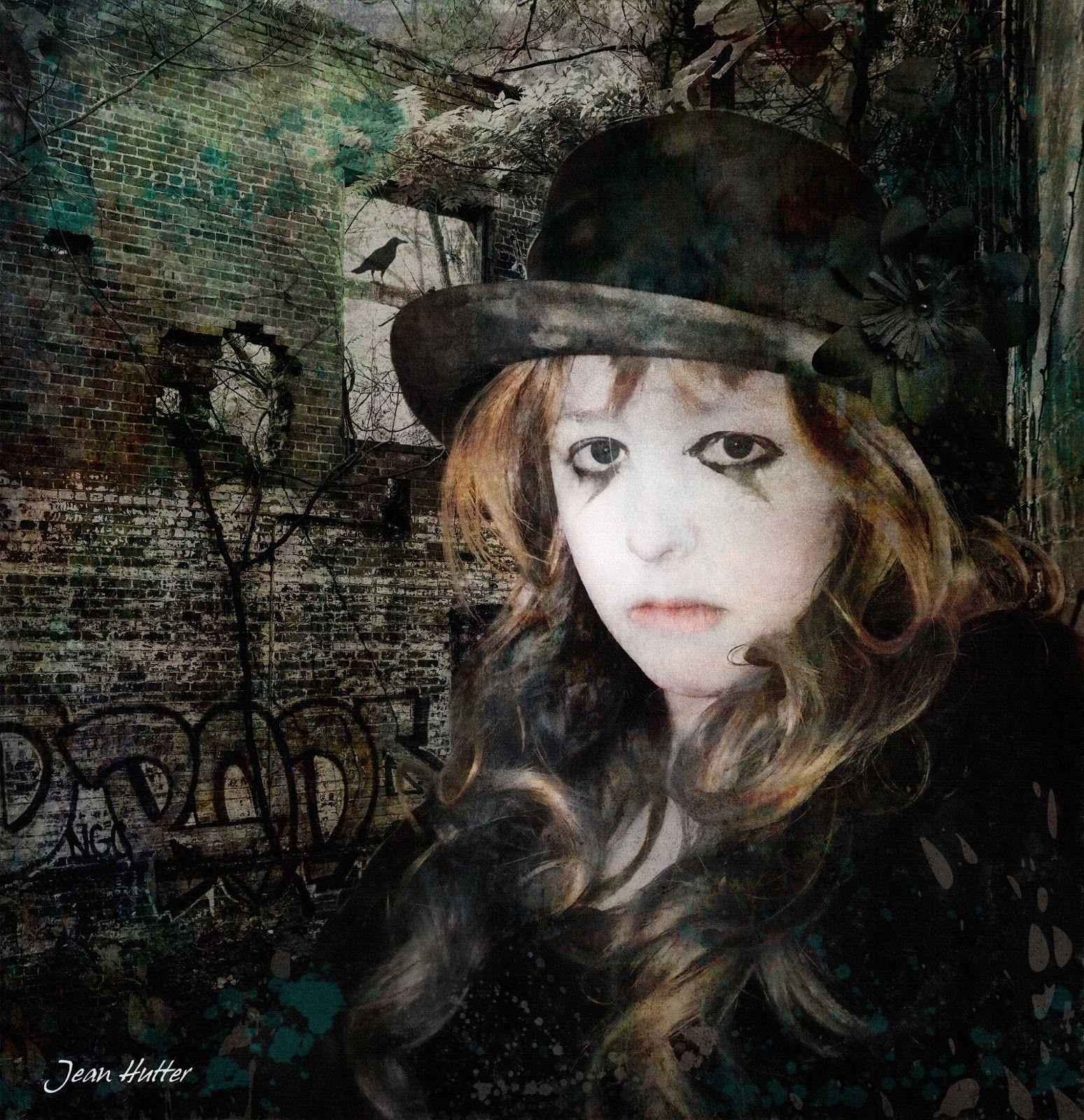 Urban Girl - Jean Hutter - Digital Views