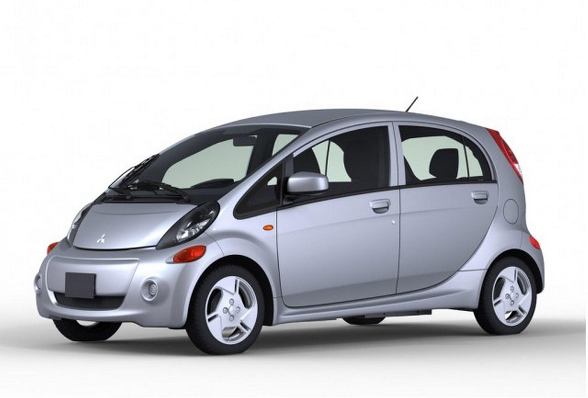 Mitsubishi I Rear Wheel Drive Compact Car Company Mitsubishi Motors Made Based On The Smart Fortwo Available Since Mitsubishi I Mitsubishi Cars Mitsubishi