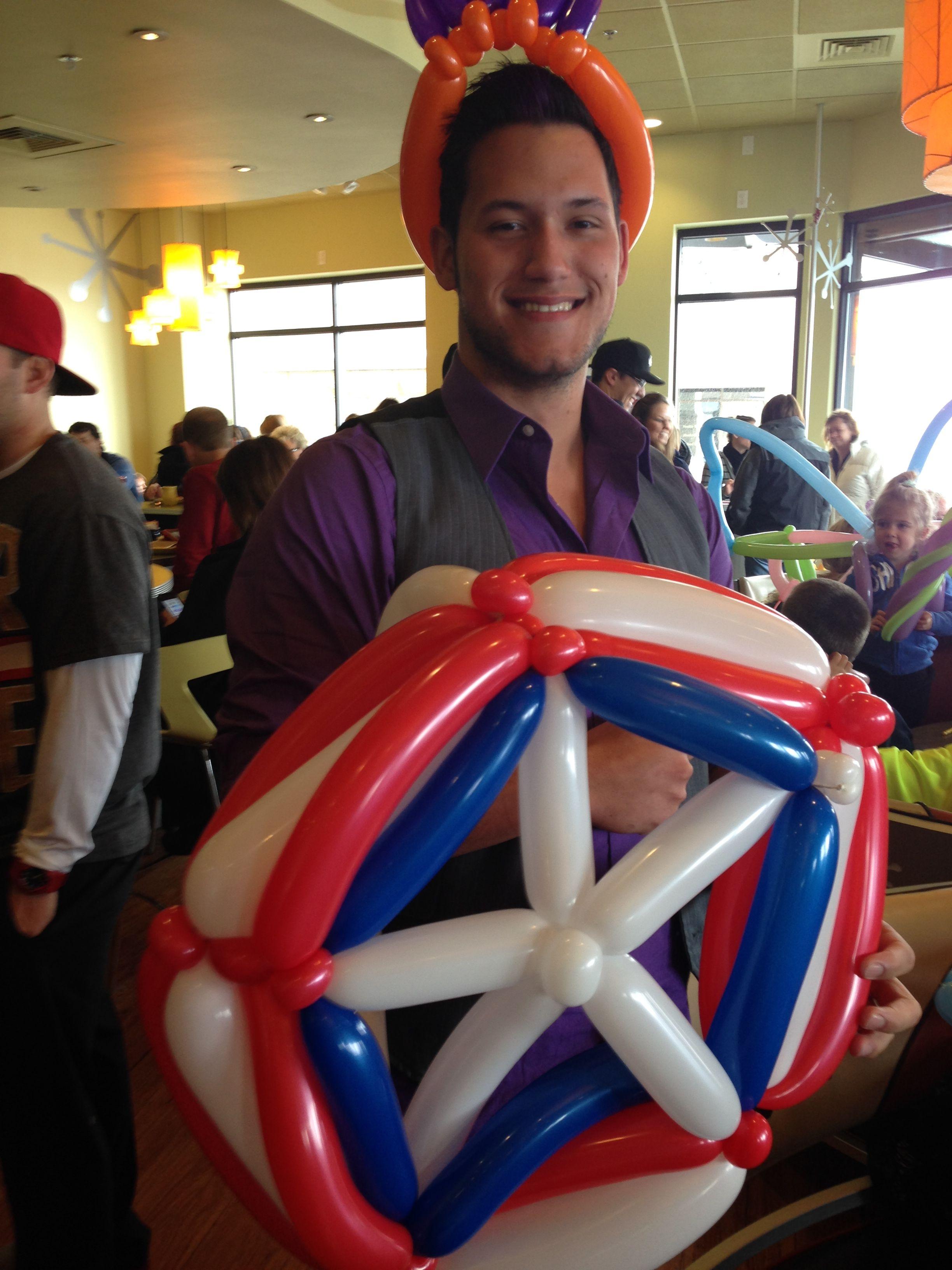 Captain america avenger shield by denver artist savannah