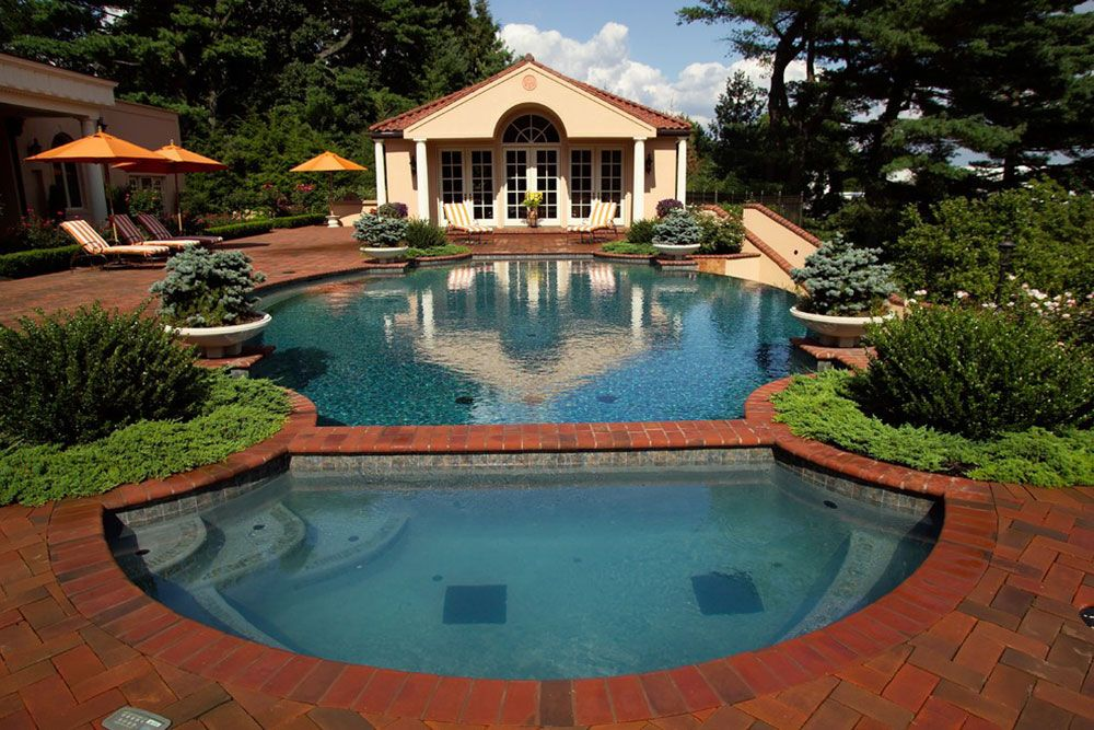 How Much Value Does A Pool Add To A Home Pool Cloudy Pool Water Swimming Pool Water