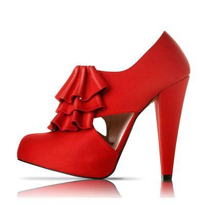 Diseñadora Alma Con Zapatos Patricia Y Del Artista Calzado Rosales xOIWqwZ4A