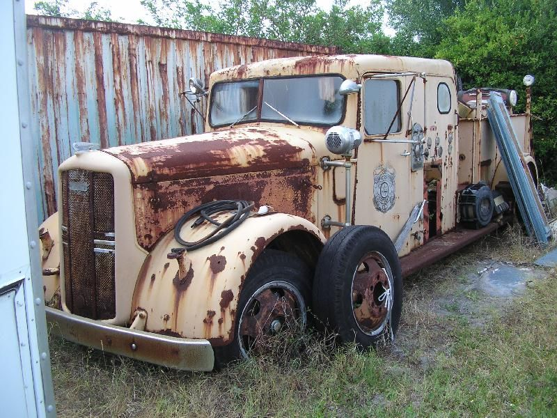 antique trucks for sale | this is a multi acre site that is ...