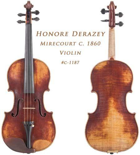 Honore Derazey Violin Violin Cello Music Violin Family