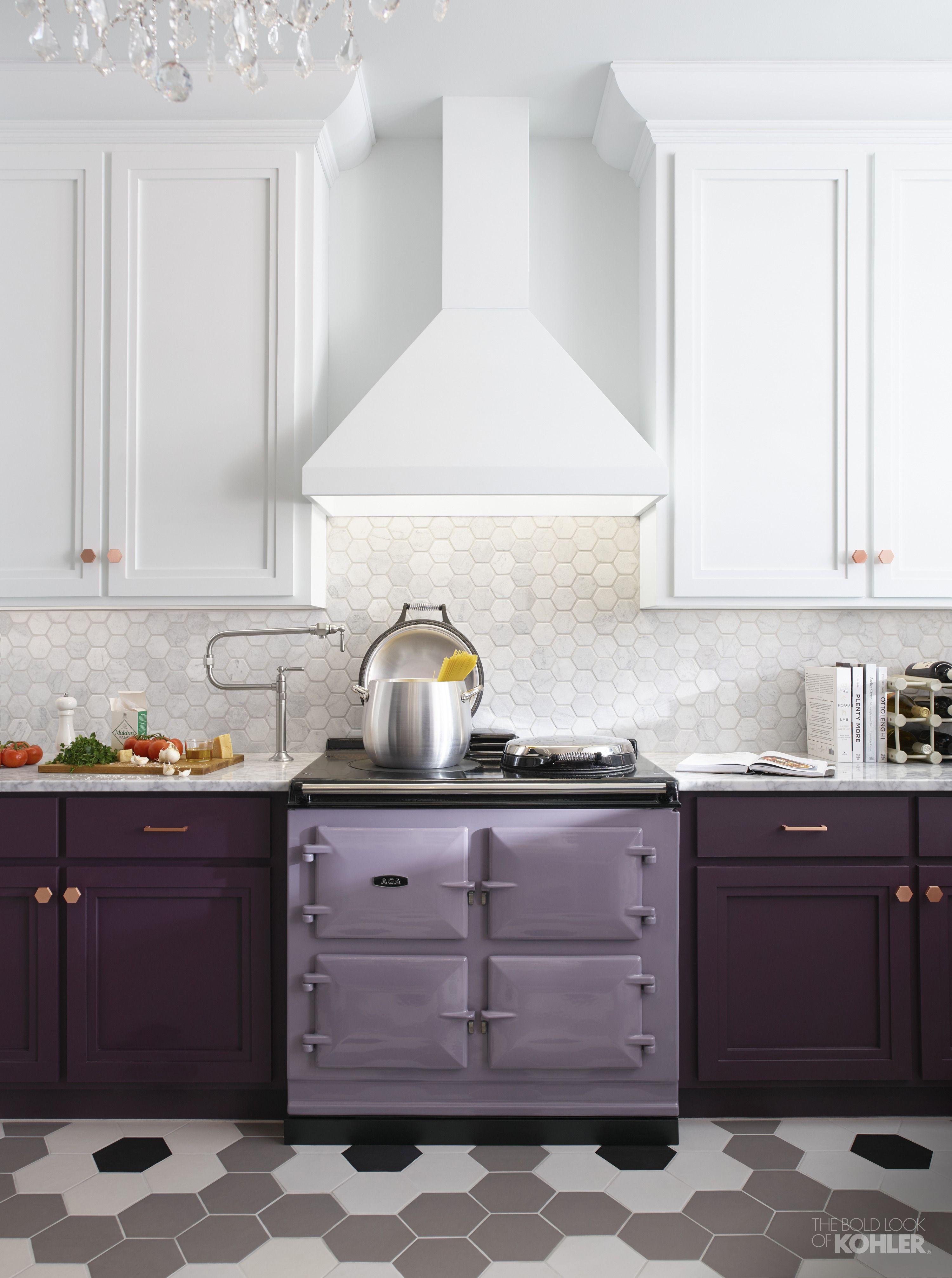 American Plum Kitchen Kohler Ideas Kitchen Pot Filler Purple Kitchen