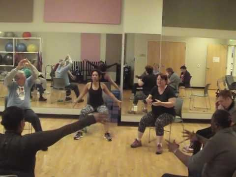 Chair Fitness Workout at SF YMCA - YouTube & Chair Fitness Workout at SF YMCA - YouTube | chair workouts ...