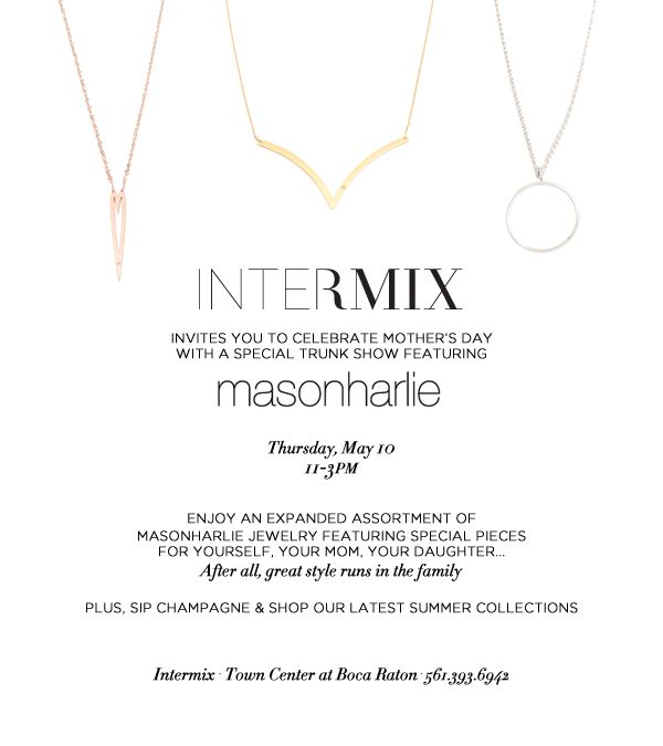 Jewelry Trunk Show Invite Inviviewco