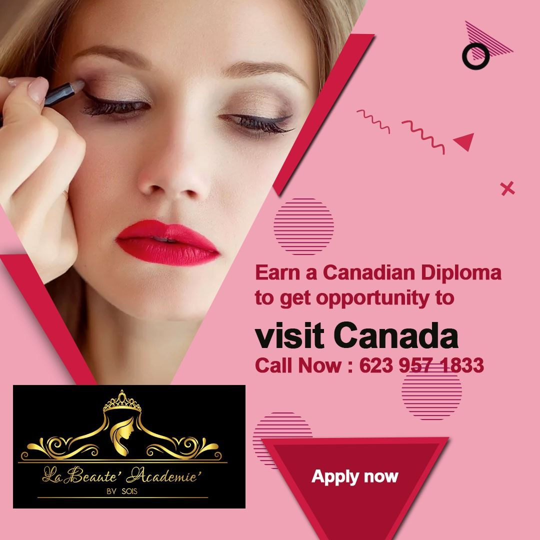 Pin On Professional Makeup Academy