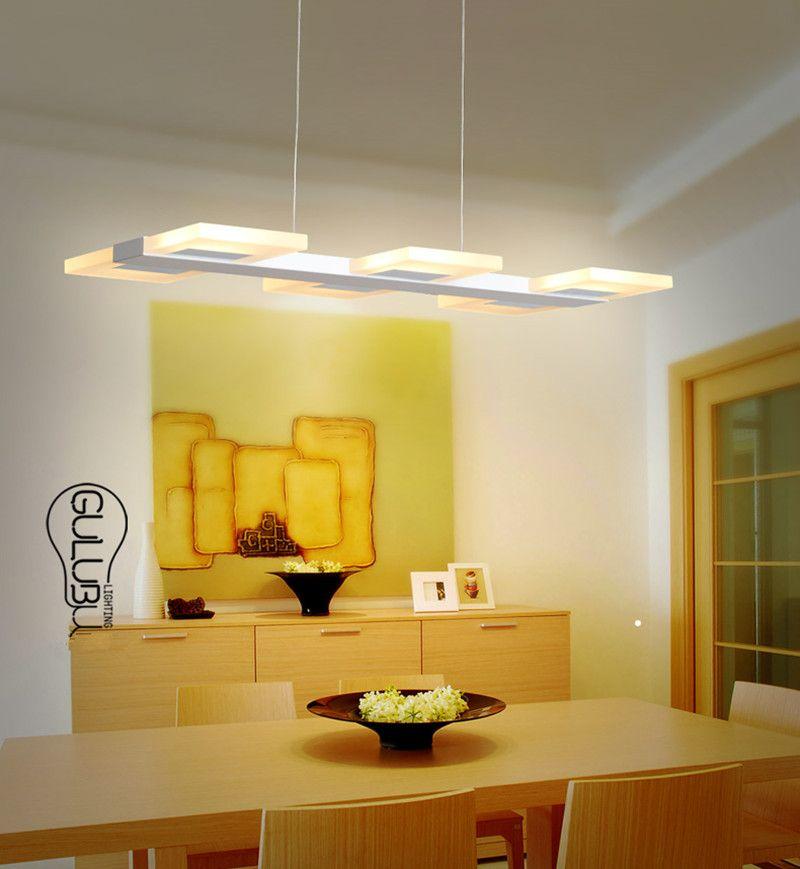 Italy Dining Room Led Light Pendant Lamps Led Strip Luminaria Bar Coffee Shop Kithchen Light Living Room Pendant Led Dining Room Lighting Living Room Lighting