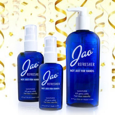 Jao Refresher Branding And Package Design By Furst Impressions For