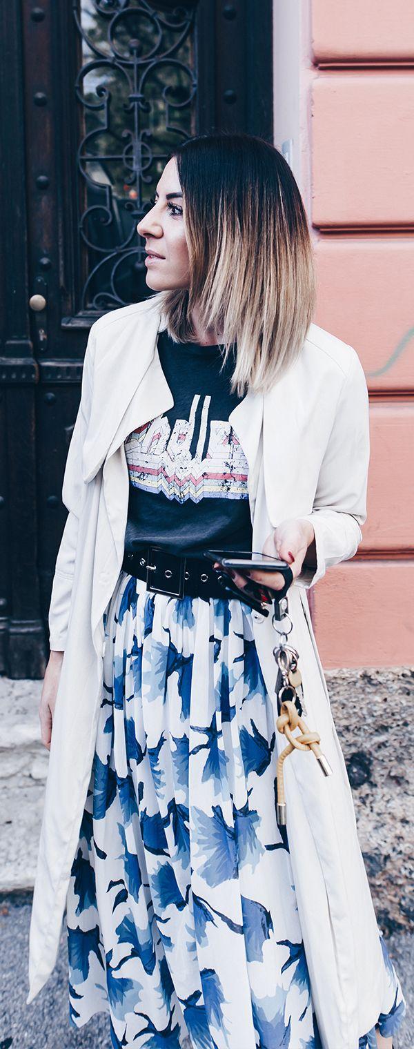 Der Biker Chic Look So Gelingt Das Rockig Elegante Outfit Im Alltag Life Und Style Blog Aus Osterreich Modestil Elegantes Outfit Fashion Week Street Style