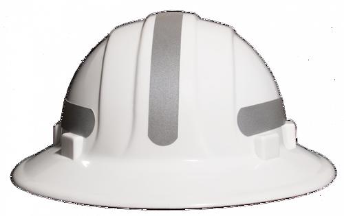 Omega Ii Full Brim Mohawk Reflective Hard Hat Silver Hats Hard Hat Hard Hats