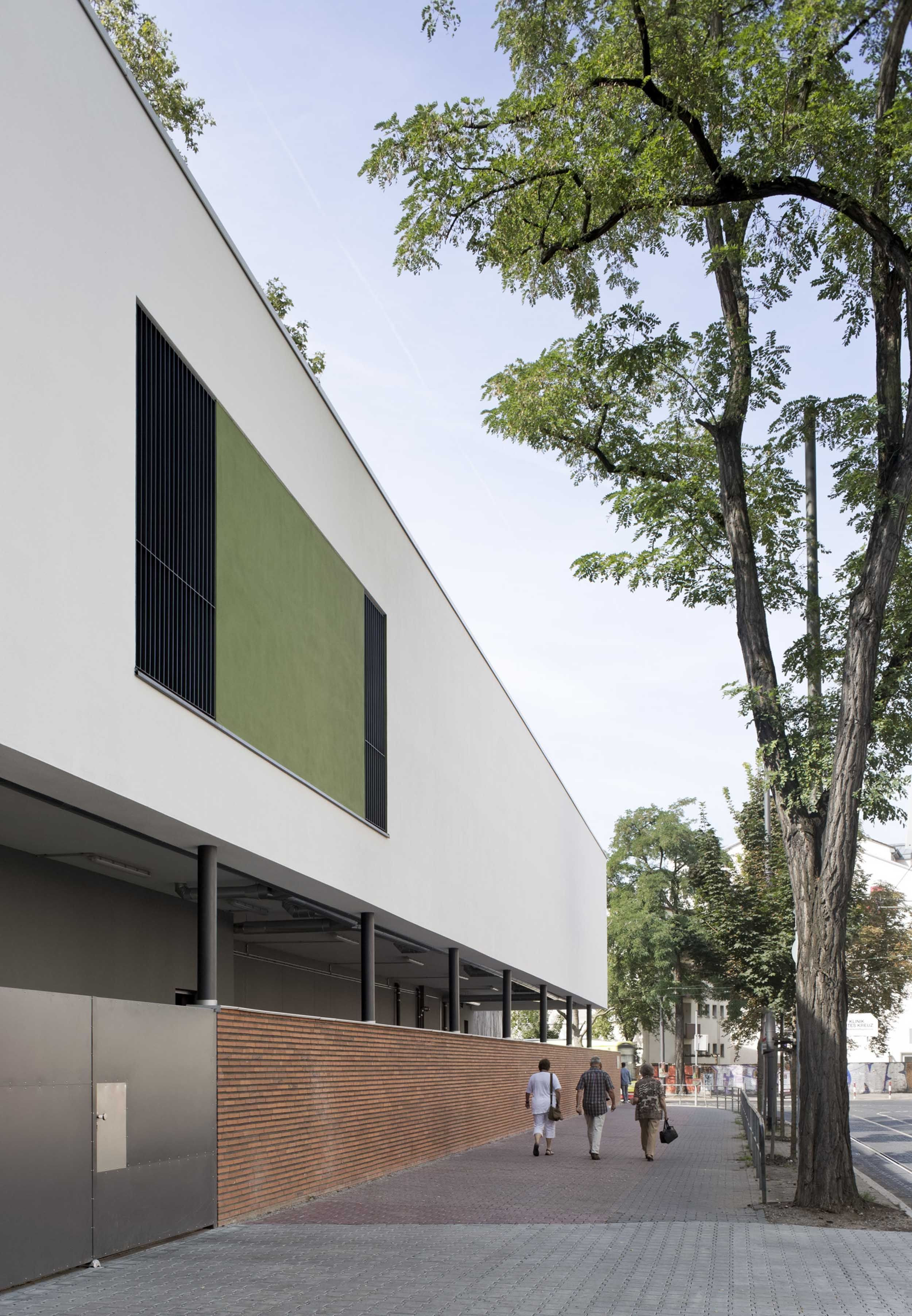 Architekten Frankfurt bärenanlage zoo frankfurt frankfurt germany by henchion reuter