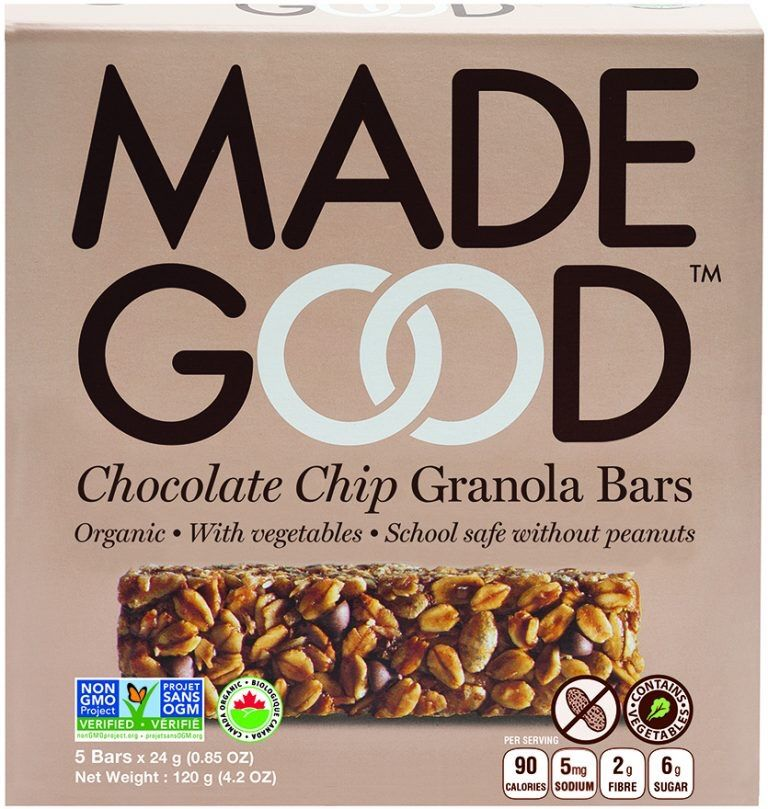 12 Delicious Top 8 Allergen Free Snacks Chocolate Chip Granola Bars Best Granola Best Granola Bars